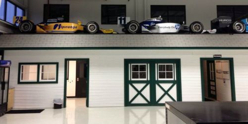 Panther/Dreyer & Reinbold IMS Gasoline Alley style offices